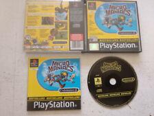 Micro Maniacs SONY Playstation 1 PS1 FR