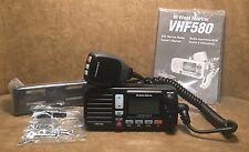 West Marine VHF580 Class D Marine Radio Black
