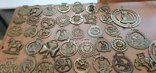Job Lot Collectable   Horse Brasses