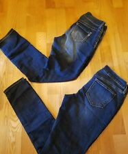Lot of 2 Womens Jeans - Old Navy Sweet Heart Maurices, size 2, S, Small Short