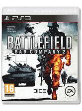 Battlefield: Bad Company 2 (Sony PLAYSTATION 3, 2010) Limited Edition