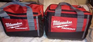 Milwaukee M12 Tool Combo with 12 Tools, 5 Batteries, 2 Packout Tool bags