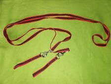 Draw Reins With Girth Attachments 4 SADDLE FAST POSTAGE TACK