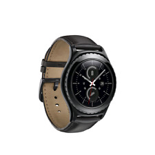 SMARTWATCH Orologio Samsung Gear S2 Classic black Nero Garanzia EU 24 Mesi