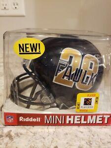Rare Riddell NFL Marshall Faulk St. Louis Rams  Player Mini-Helmet