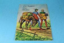 Bilderbuch / Heftlein - Des Kaisers neue Kleider / Kupfertiefdruck  W. Girardet