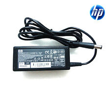 NEW Genuine HP 65W 18.5V Smart AC Adapter Charger + Cord 577051-001 391172-001