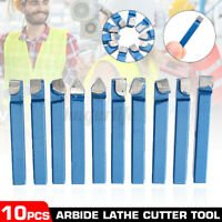 AL5 8mm Lathe Tool Carbide Tipped Welding Milling Cutting Turning Tools