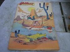 VAILLANT n° 641 de 1957 bon état très bon état coin sup gauche coupé si non RAS