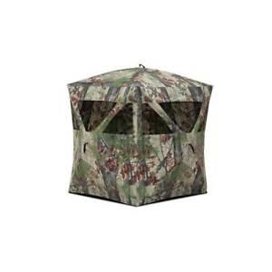 Barronett Blinds Radar Backwoods Camo Ground Hunting Blind ( Refurbished)