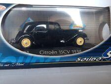 Solido 1:43 Citroen 15CV 1939 201245