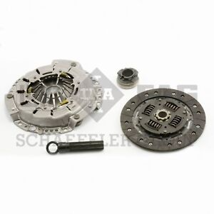 "For Saturn SC1 SL SL1 SL2 SW2 L4 10.25"" Clutch Kit Cover Disc Bearing Pilot LUK"