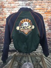 Professional Rodeo Cowboy Assoc Pro Rodeo Cripple Creek Vintage Jacket Small