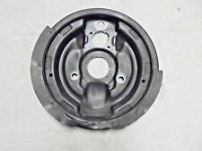 1972 Monte Carlo Front Drum Brake Backing Plate - Driver
