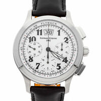 Schwarz Etienne Olympia Flyback Chrono Automatic Mens Watch WOL02AJ17SS02AAA