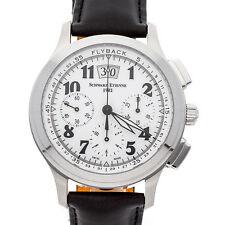 New Schwarz Etienne Olympia Flyback Chrono Auotmatic Mens Watch WOL02AJ17SS02AAA