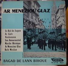 BAGAD DE LANN BIHOUE AR MENEZIOU GLAZ FRENCH EP PACIFIC
