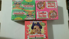 Garbage Pail Kids All New Series 2, 4 and 7 sealed boxes