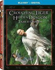 Crouching Tiger, Hidden Dragon [Blu-ray] (Bilingual) Slipcover!