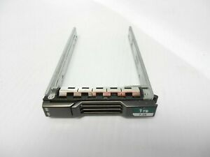 "Dell Compellent SC200 SC220 caddy 2.5"" Hard Drive tray Carrier equallogic PS6210"