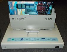 Thermobind TB 500 Thermal Binding Machine
