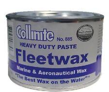New #885 Fleetwax collinite 885 # 885 Fleetwax 12 oz. - paste