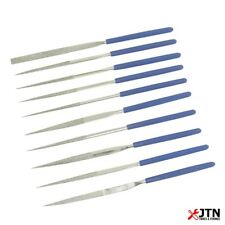10 Piece Silverline 633509 Diamond Needle File Set 140mm x 3mm