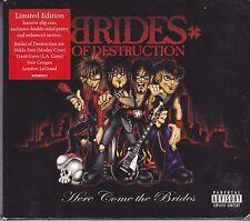 Brides Of Destruction-Here Come The Brides cd album