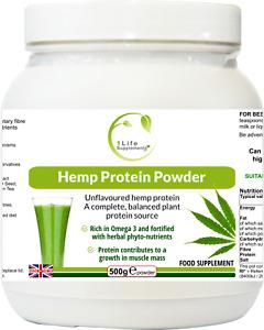 Hemp Protein Powder (Original)