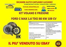 KIT FRIZIONE + VOLANO LUK 600020000 FORD FOCUS C-MAX 1.6 TDCi 80 KW da 10/03