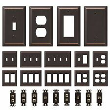 Outlet Plates Electrical Switch Plates & Outlet Covers  Ebay