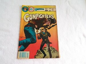 Gunfighters Charlton Comics Vol 10 No. 84 May 1984