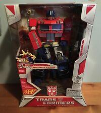 Transformers Optimus Prime 20th Anniversary DVD Edition