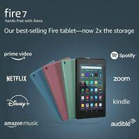 "Tablet Fire 7 (7"" display, 16 GB) - Black"