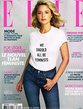 ELLE France 24 February 2017 VIRGINIE EFIRA Julia Frauche WALESKA GORCZEVSKI New