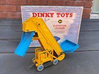 Dinky 564 Elevator Loader In Its Original Box - Excellent Vintage Original 1950s