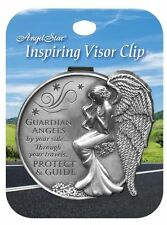 AngelStar E7 Car Travel Inspiring Visor Clip Guardian Angel – Stars 15690