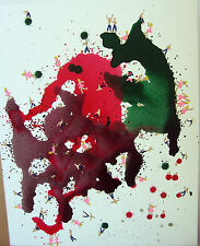 The Curse of Man Meaning of Life haunted painting strong spirit dybbuk ACTIVE X