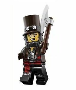 Lego Minifigures Lego Movie 2 Apocalypseburg Abe #13