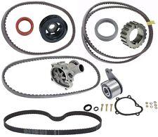 Volvo 240 90-92 2.3L L4 with A/C Advanced Timing Belt KIT Water Pump Aftermarket