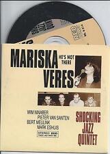 MARISKA VERES - He's not there CD SINGLE 2TR CARDSLEEVE 1993 (SHOCKING BLUE)