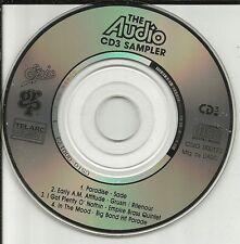 SADE & lee Ritenour & DAVE GRUSIN ULTRA RARE PROMO 3 INCH CD single 1988 USA
