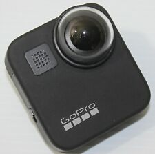 GoPro MAX Waterproof 360 Spherical 5.6K30 HD Camera w/Touch Screen CHDHZ201 NICE