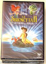 LA SIRENETTA 2 dvd