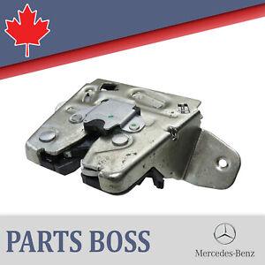 Mercedes-Benz E350 ML350 2011-2015 Liftgate/Trunk Lock Actuator Motor 2047400735