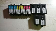 Lot of 35 Genuine HP 902  Office Jet Empty Ink Cartridges Never Refilled