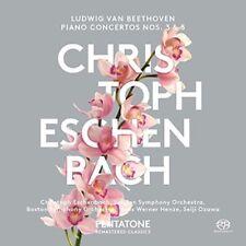 Beethoven / Boston S - Piano Concertos Nos. 3 & 5 [New SACD]