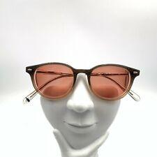 Penguin The Charlton Brown Oval Sunglasses FRAMES ONLY