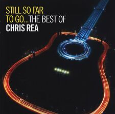 CHRIS REA (2 CD) THE BEST OF : STILL SO FAR TO GO ~ FOOL +++ GREATEST HITS *NEW*