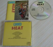 CD ALBUM CANNED HEAT 10 TITRES ONN 51